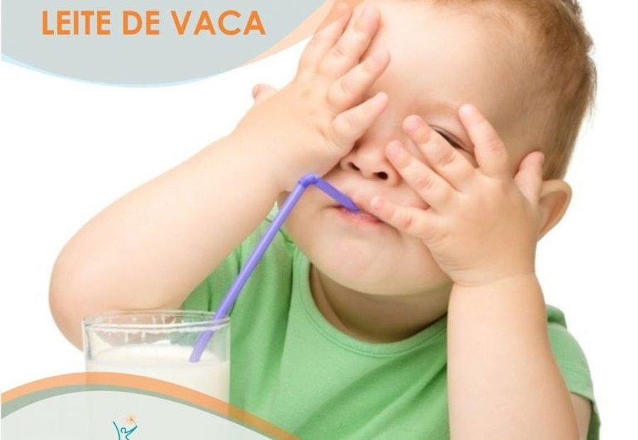 MITOS SOBRE ALERGIA AO LEITE DE VACA