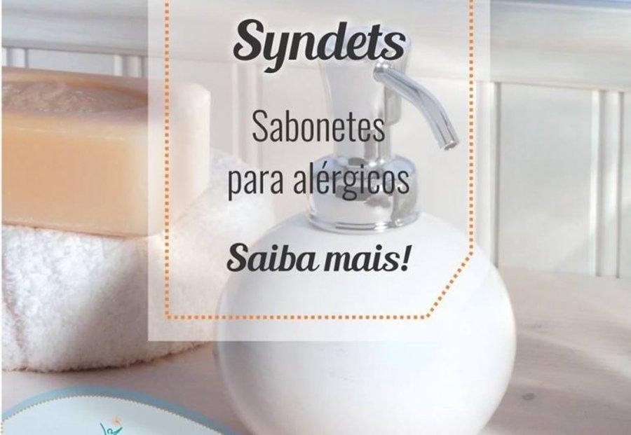 SYNDETS – SABONETES PARA ALÉRGICOS