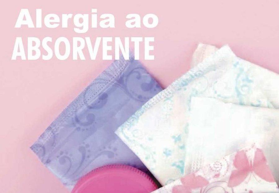 ALERGIA AO ABSORVENTE INTIMO