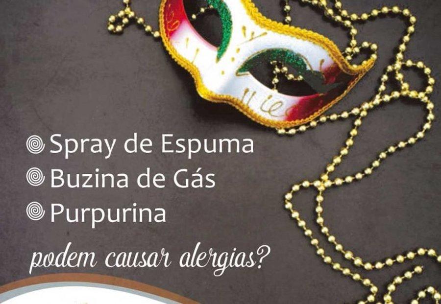 ALERGIA A SPRAY DE ESPUMA