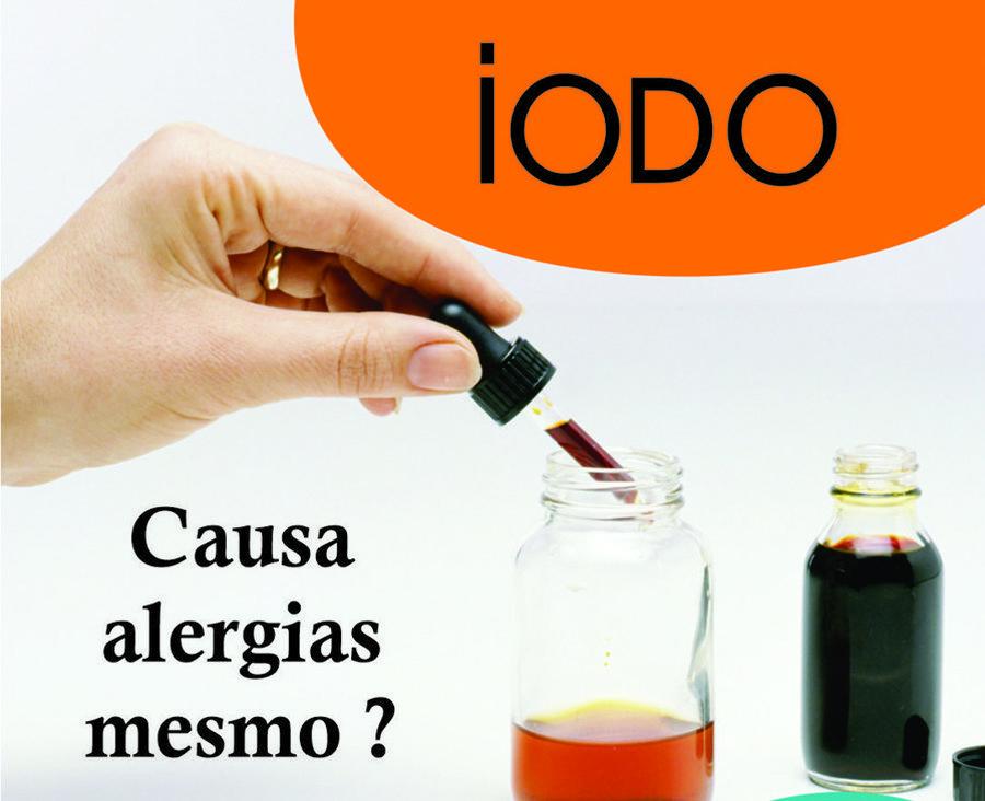 Alergia Ao Iodo Existe?