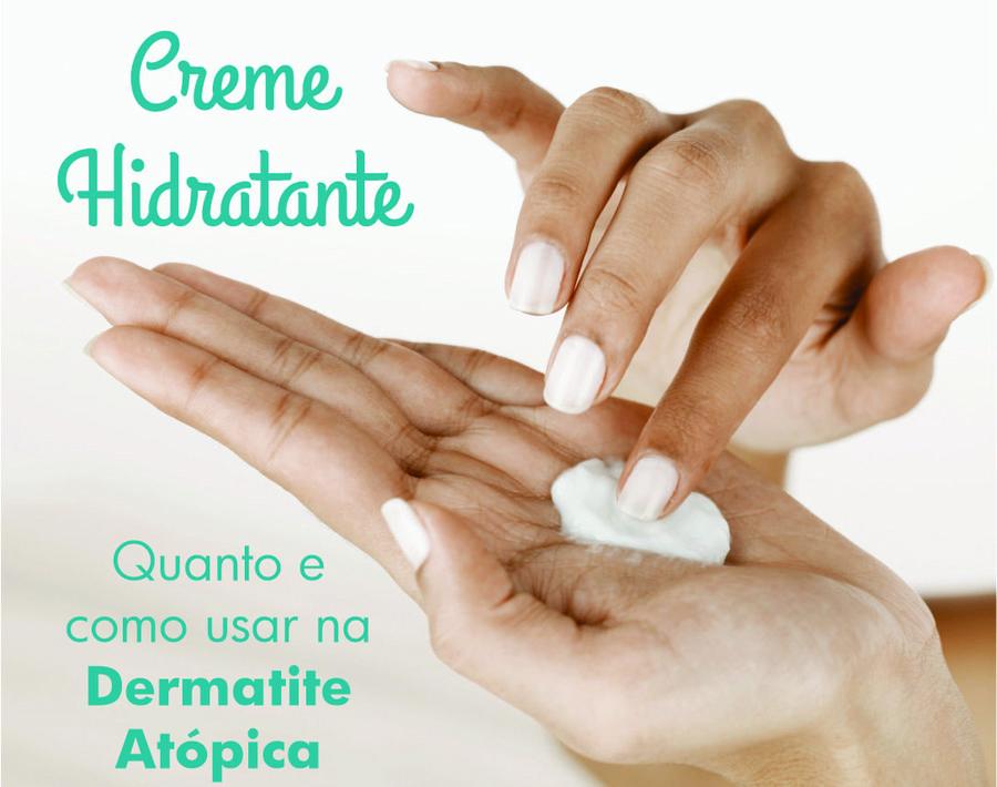 Creme Hidratante - Dermatite Atópica