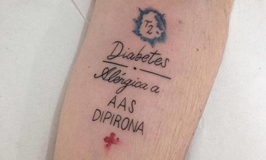 Tatuagens de Segurança