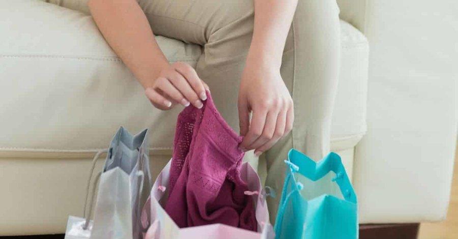 Por que lavar roupas novas antes de usar?