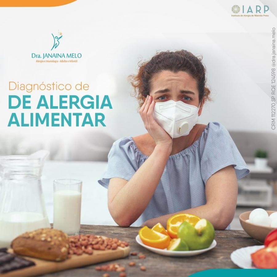 Diagnóstico de Alergia Alimentar