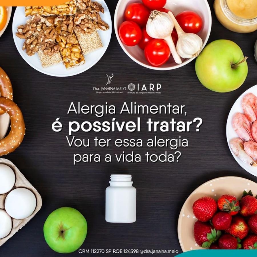 É possível tratar a Alergia Alimentar?
