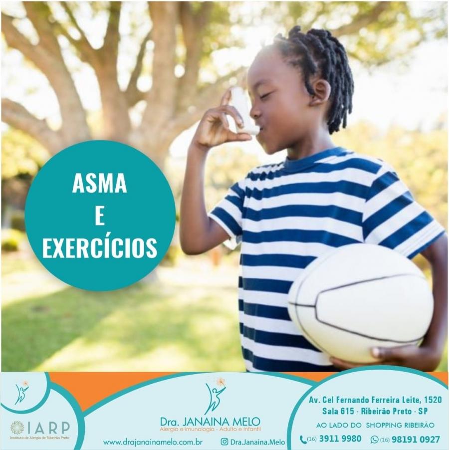 Asma e Exercícios