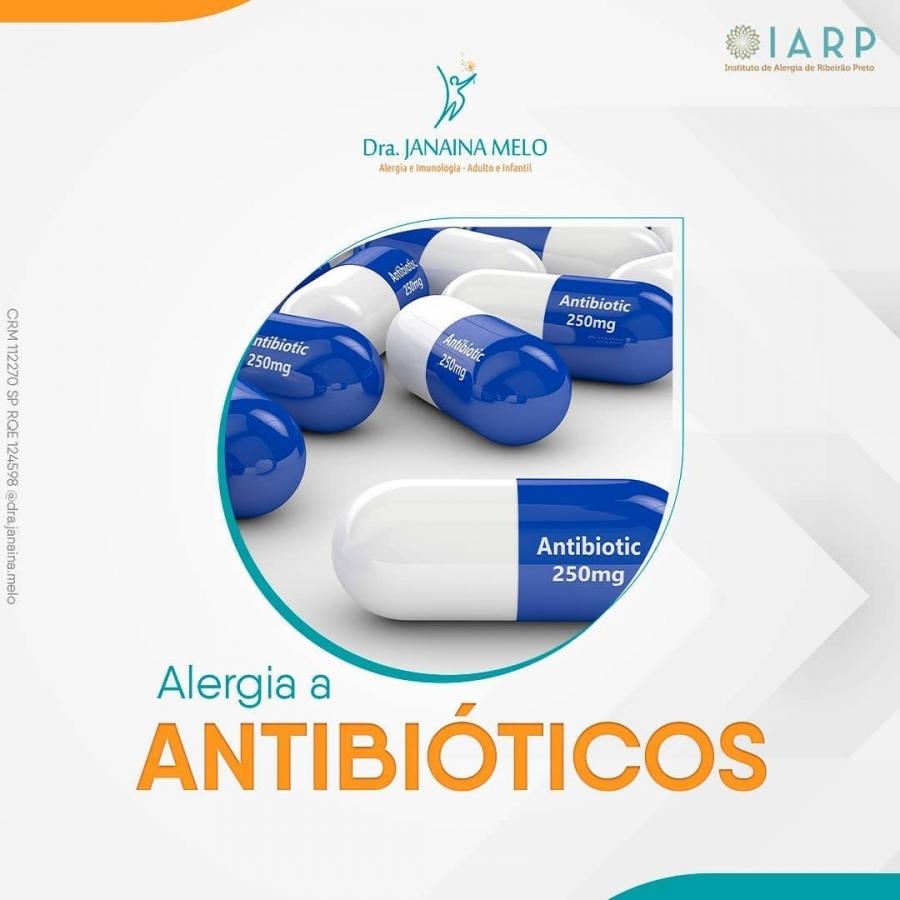 Alergia a Antibióticos