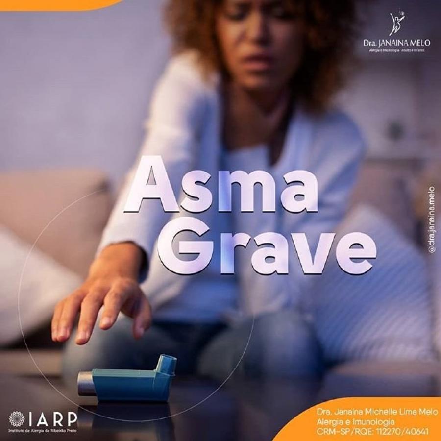 Asma Grave!!