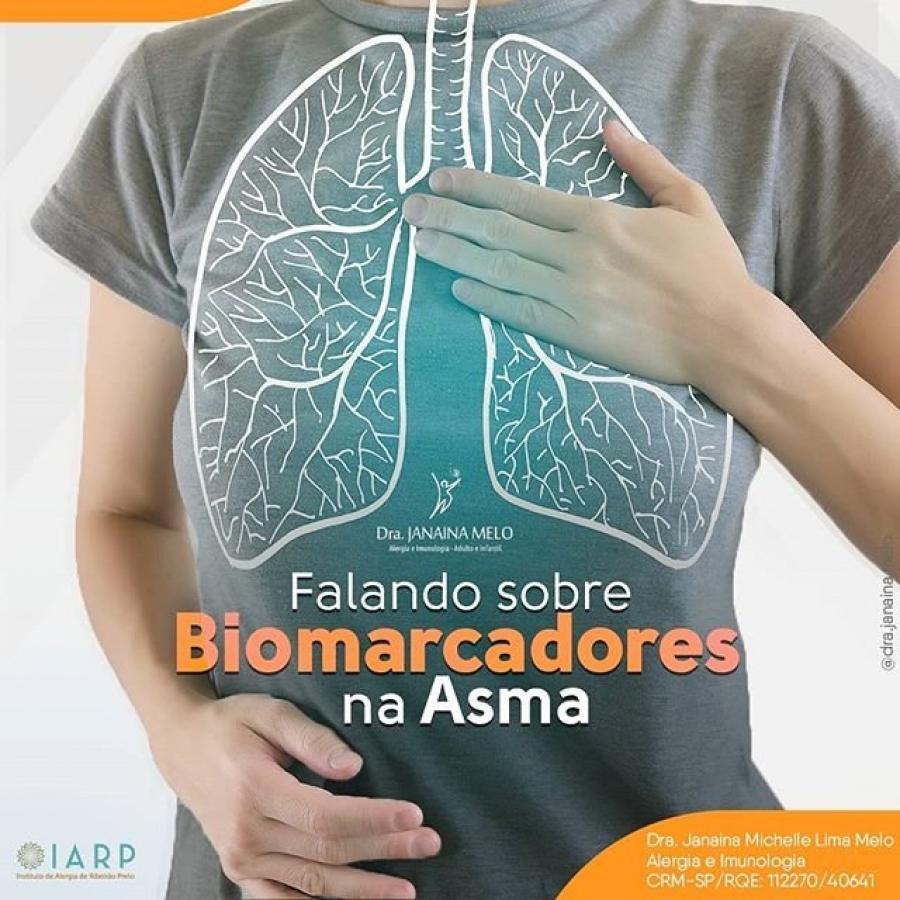 Biomarcadores na Asma