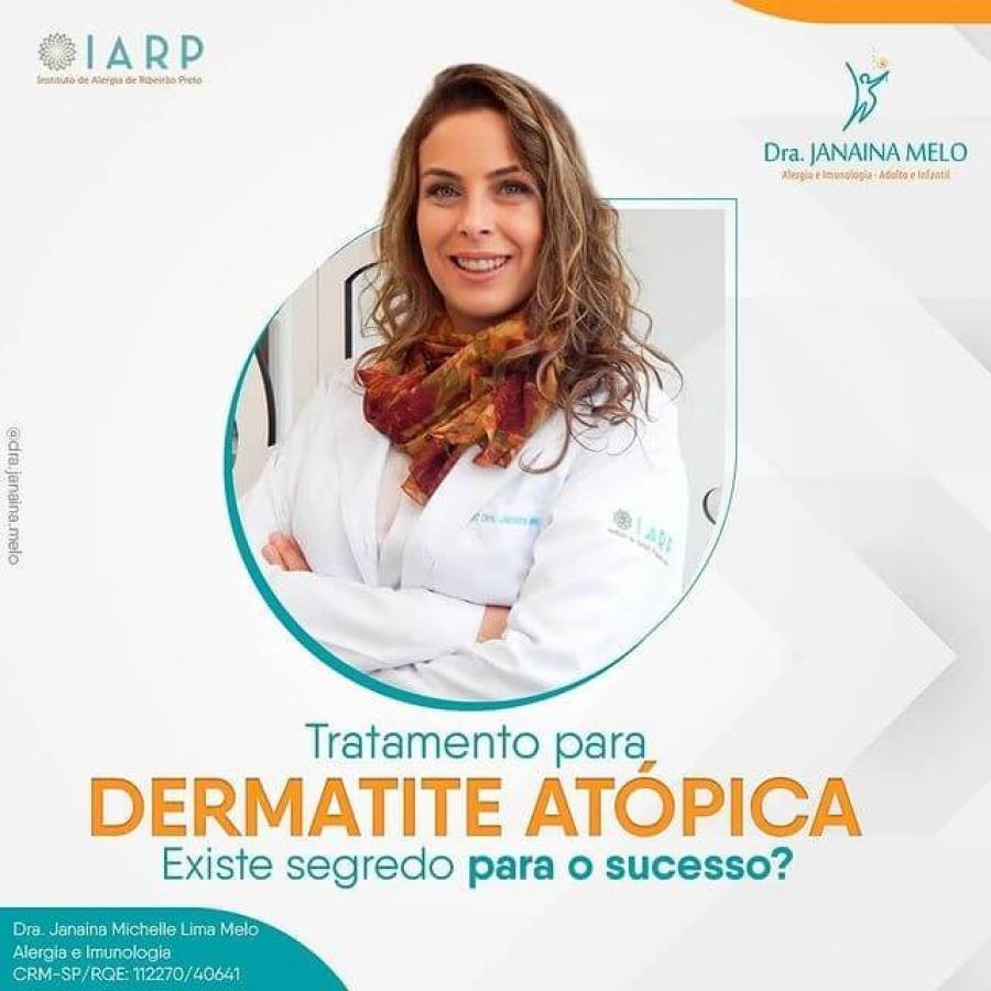 Existe segredo para o sucesso no tratamento para a Dermatite Atópica?