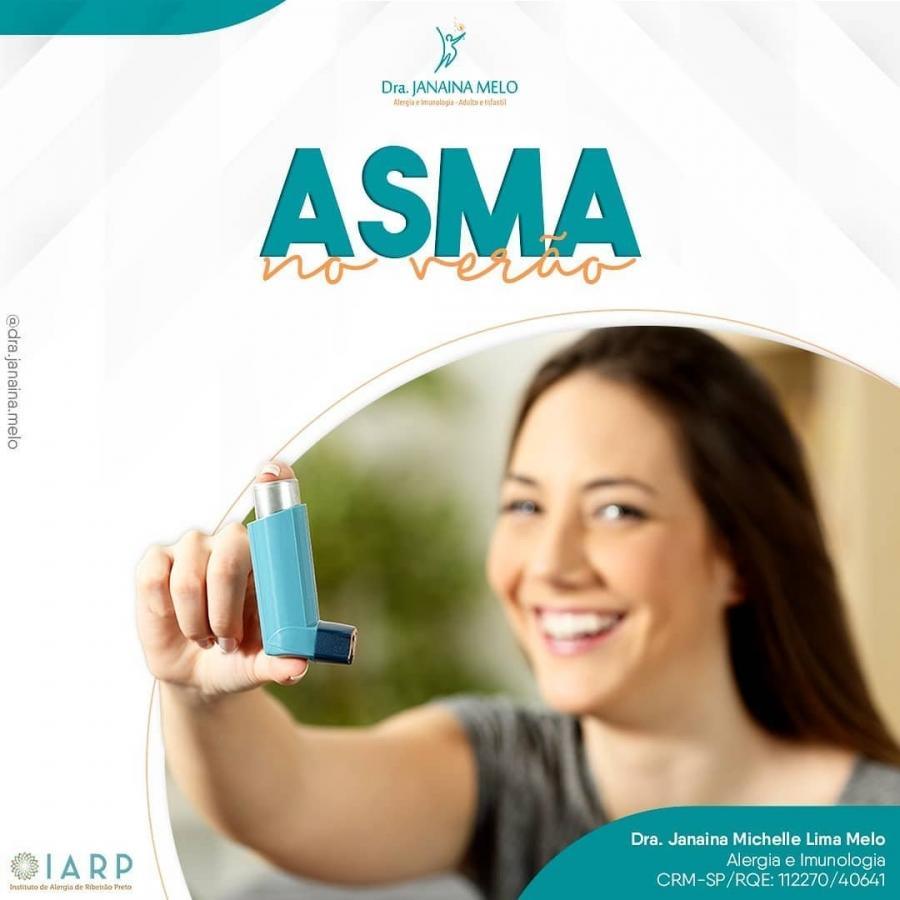 Asma no Verão