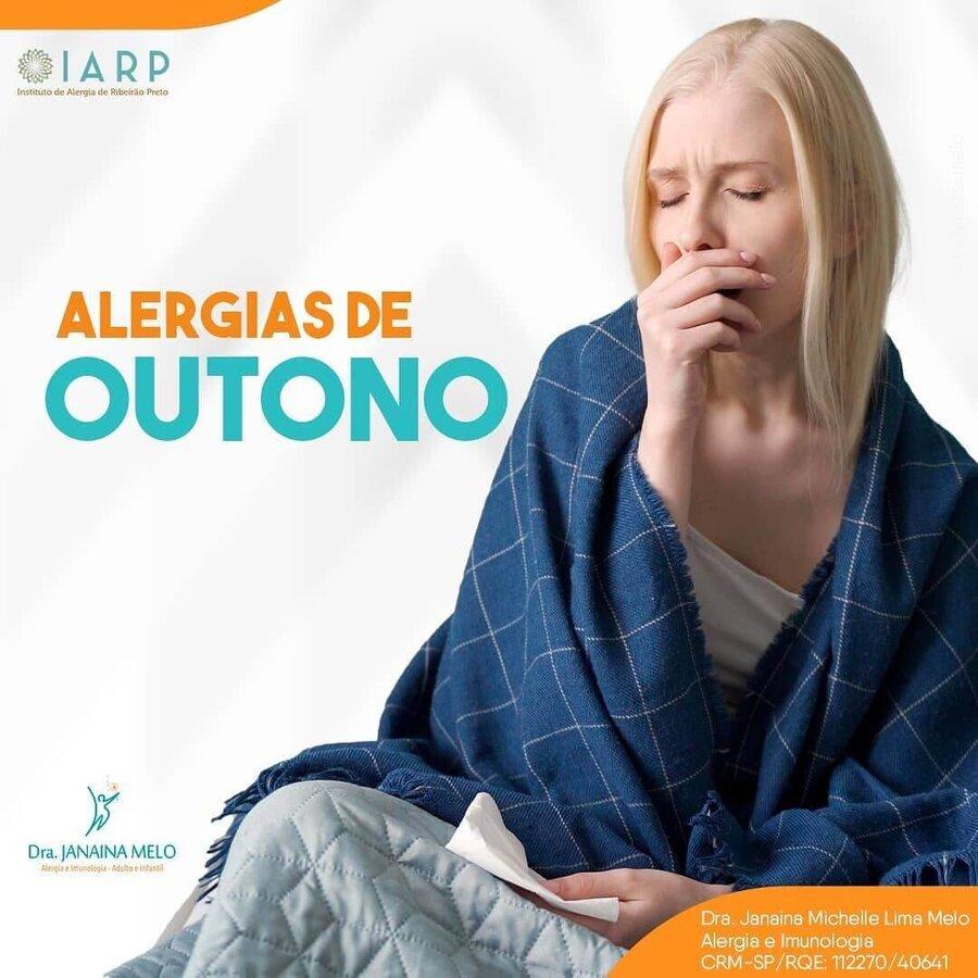 Alergias de Outono