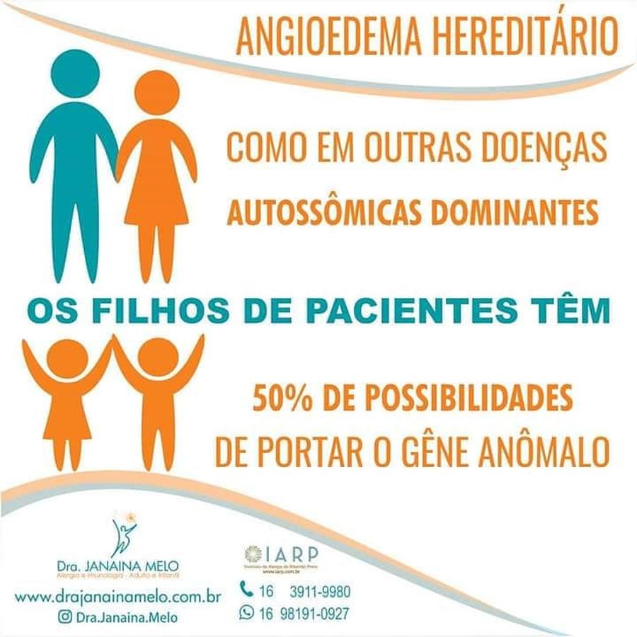 Angioedema Hereditário