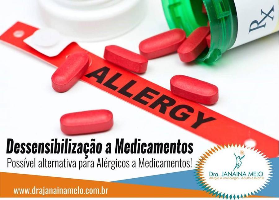 Dessensibilização a Medicamentos