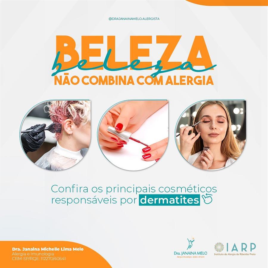 Beleza X Alergia